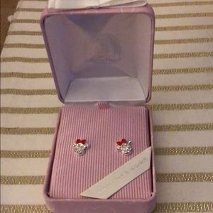 Disney World Minnie earrings